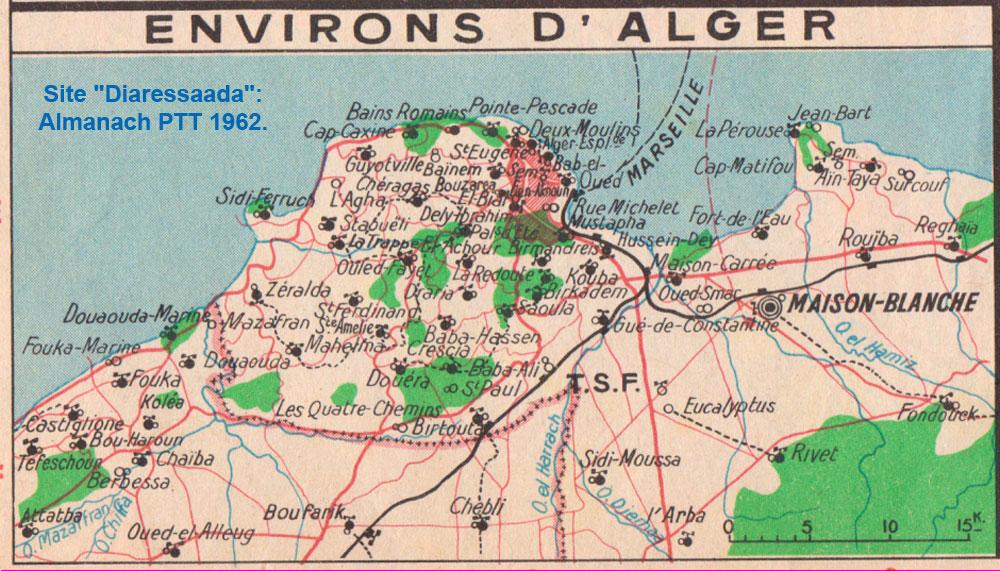 Carte Algerie Population.Population Du Departement D Alger Arrondissements D Alger